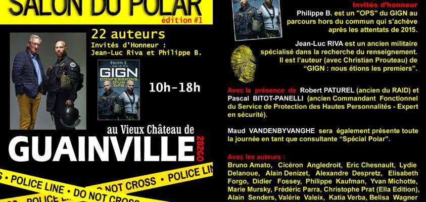 Salon Du Polar Au Vieux Chateau De Guainville 28 Le 23