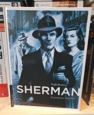 SHERMAN T1