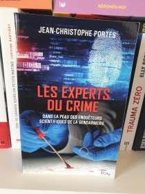 ES EXPERTS DU CRIMES
