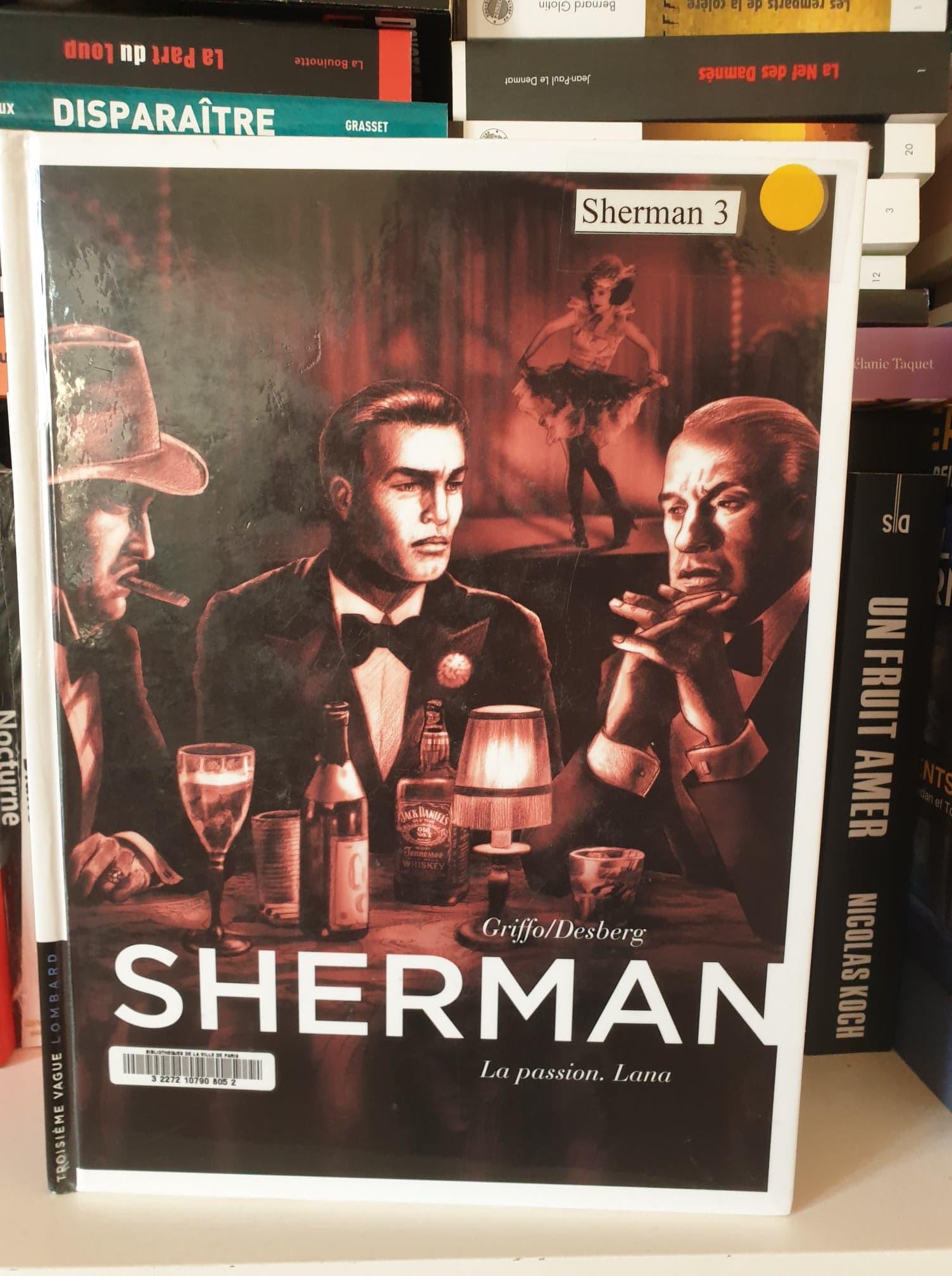 SHERMAN T3