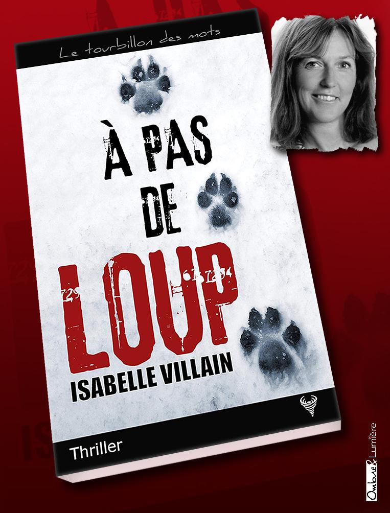 2021_003_ Villain Isabelle - À pas de loup