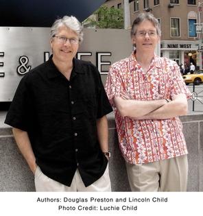 Douglas Preston et Lincoln Child