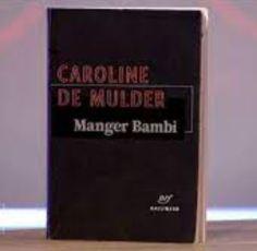 manger bambi Caroline de Mulder 1