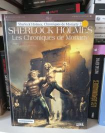 Sherlock Holmes Les chroniques de Moriarty Tome 2
